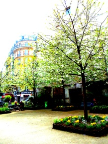 Paris en Printemps