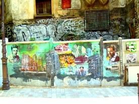 Graffiti in Paris