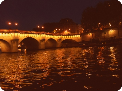 Pont Neuf, the river Seine