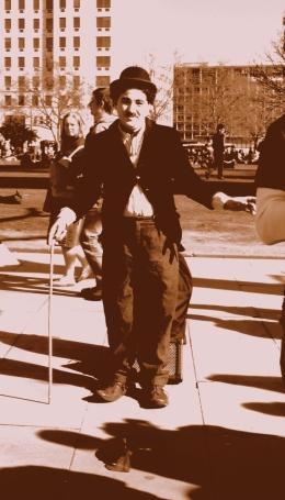 Chaplin in London