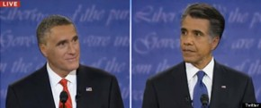 Mitt 'Mittens' Romney vs. Barack 'The Rock' Obama